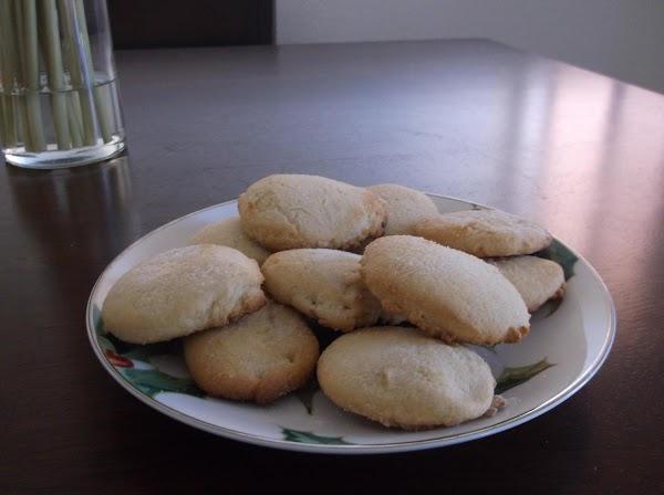 Edna Lewis Tea Cakes Recipe