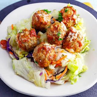Meatball Salad.
