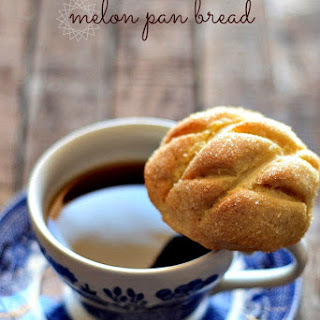 MELON PAN BREAD