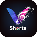 V Shorts - Made in India   Short Video & Audio App icon