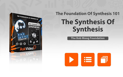 Foundation Of Synthesis Course