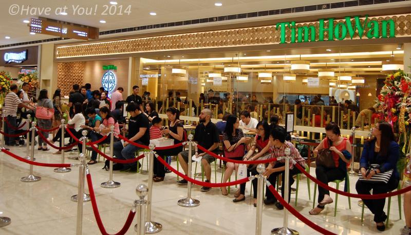 Tim Ho Wan storefront