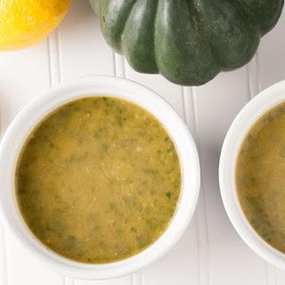 Kale Acorn Squash Soup