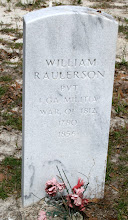 Photo: William Raulerson Ferry Operator son of John Rollison and brother to Jacob Raulerson / Husband of Elizabeth Moore daughter of Caleb Moore and Unicy Briley