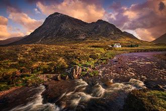 Photo: The Nowhere House Highlands, Scotland    #potd #landscapephotography #landschaftsfotografie #plusphotoextract