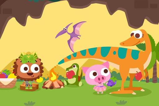 Papo World Dinosaur Island 1.1.1 screenshots 4