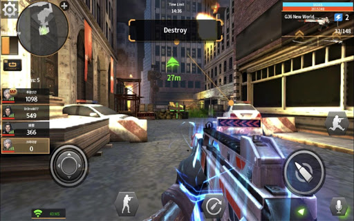 Fatal Raid - No.1 Mobile FPS 1.5.450 screenshots 6