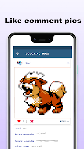 Pokepix Color By Number – Art Pixel Coloring 5
