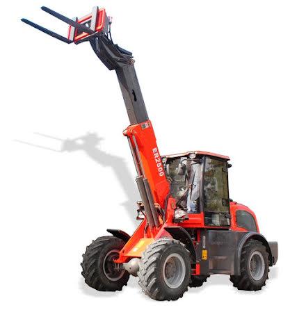 Everun ER2500 | 4x4 | 75hk | Lyfter 2500kg | Teleskoplastare
