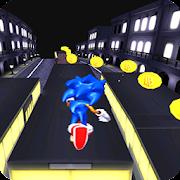 Game High Sonic Run Dush apk for kindle fire