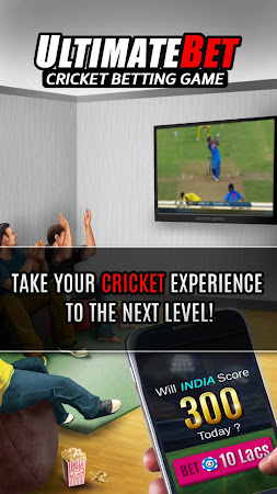 Ultimate Bet - Cricket 2.9.7 screenshot 1032576