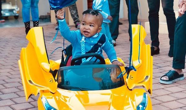 Kenny Kunene Cars