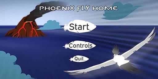 Phoenix Fly Home 0.1 screenshots 1