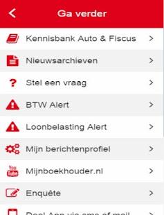 Mijnboekhouder.nl - náhled