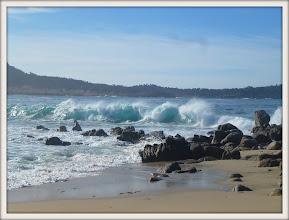 Photo: Carmel River State Beach