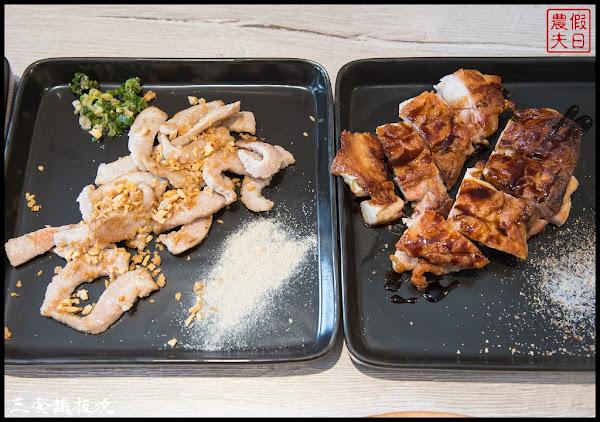 草屯弎食鐵板燒.中價位高品質文青風鐵板料理