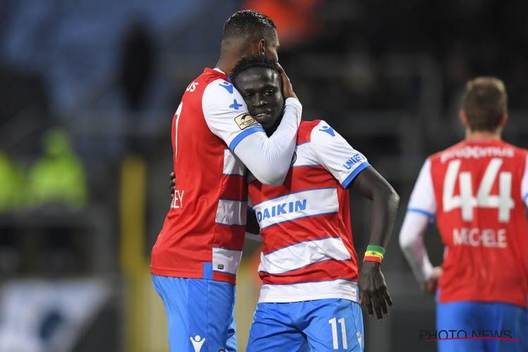 Confirmation: le Sénégal avec un Brugeois à la CAN