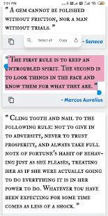 Download QuotesApp - Philosophical Quotes For PC Windows and Mac apk screenshot 5