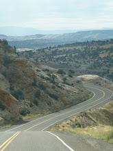 Photo: on redescend dans le canyon  de l'Escalante River  Valley