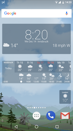 YoWindow Weather v1.33.16 [Paid]