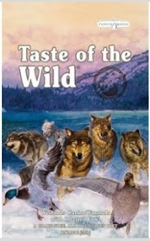 Taste of the Wild Dog Food - Wetlands Wild Fowl With Smoked Fowl