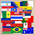 Flags of The World Quiz Games icon