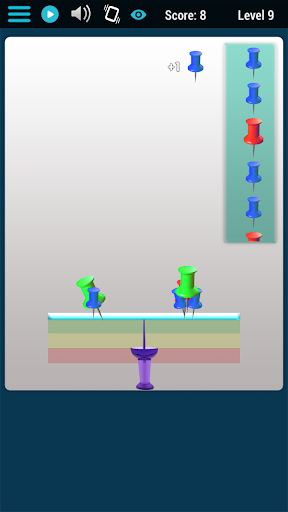 pins balance