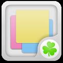 GO Note Widget icon