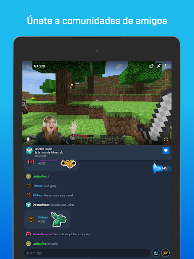 Mixer – Interactive Streaming screenshot 11