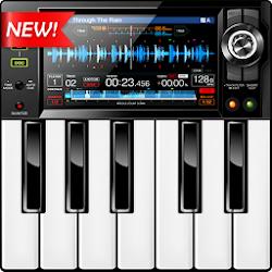 3D Piano Keyboard - Organ Music