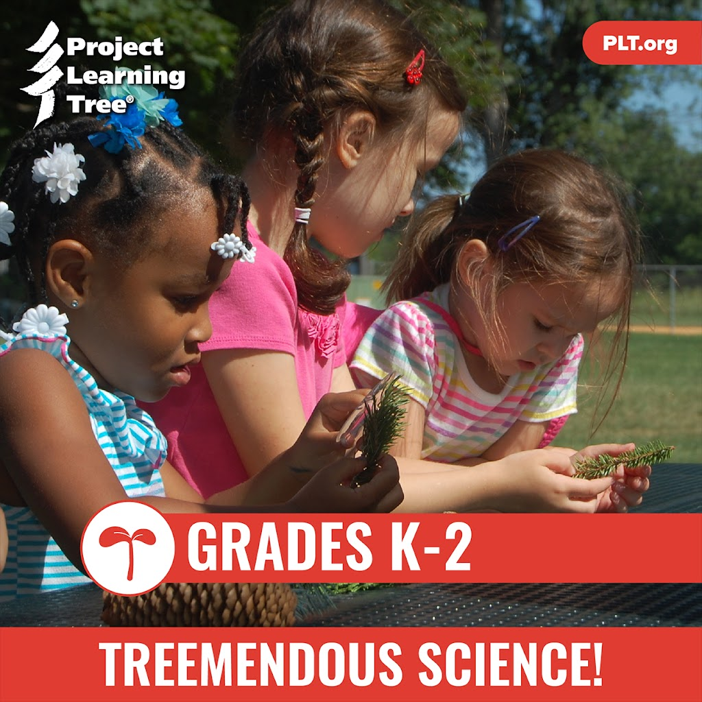 Treemendsous Science! E-unit for grades K-2