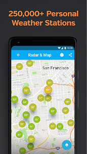 Weather Underground: Hyperlocal Weather Conditions (MOD, Premium) v6.6.3 5