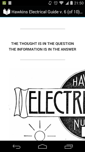 Hawkins Electrical Guide 6