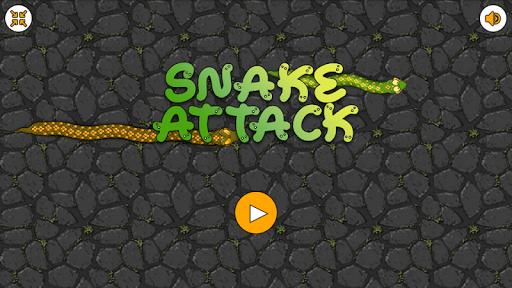 Snake Attack 1.0.2 screenshots 1