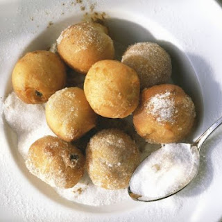 Golden Potato Dumplings
