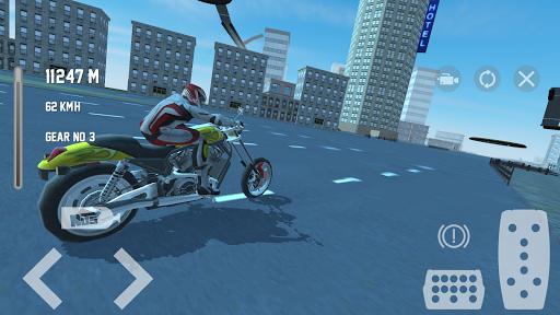 Motorbike Crush Simulator 3D  screenshots 3