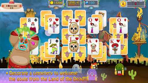 Day of the Dead Solitaire android2mod screenshots 15