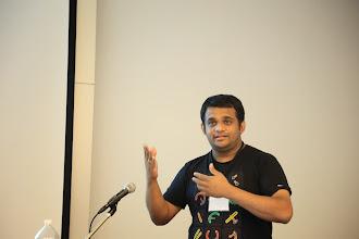Photo: Cooperative Tracking And Mapping, Gajamohan Mohanarajah