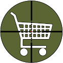 Airsoft market icon