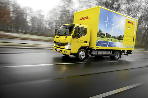 Fuso increased its eCanter electric truck offering to companies such as DHL ahead of full series production in 2019. Picture: QUICKPIC