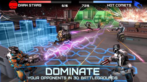 Rivals at War: 2084 1.4 screenshots 2