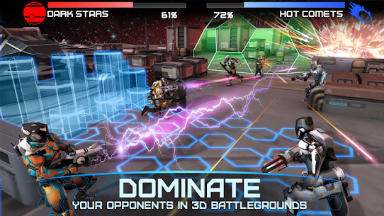 Rivals at War: 2084 2