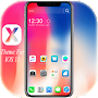 Theme for iphone X Full HD: ios 11 Skin themes APK icon