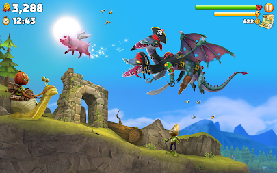 Hungry Dragon™ APK screenshot thumbnail 12