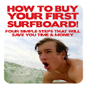 Buying a Surfboard icon