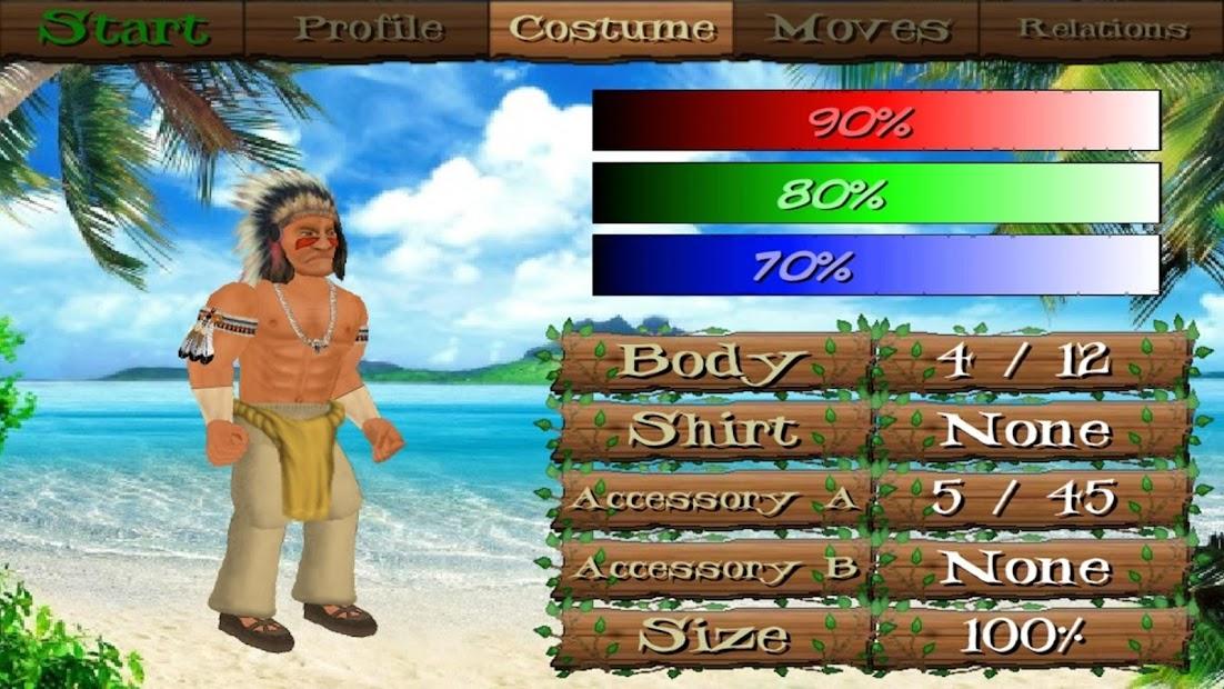 Wrecked (Island Survival Sim) screenshot 3