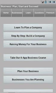 Entrepreneur Business Ideas & Tips - náhled