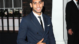 Amir Khan heading for I'm A Celebrity?