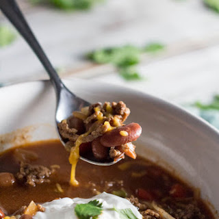Shredded Beef Chili Beans Recipes