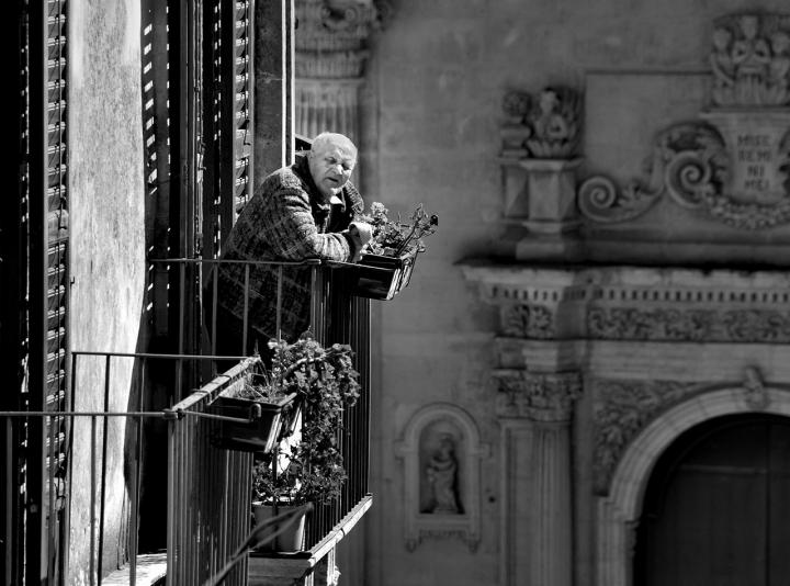 Un pò d'aria... di Salvatore Gulino